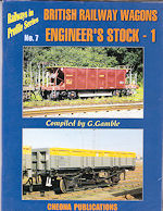 British Railway Wagons Engineer's Stock-1