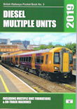 Diesel Multiple Units (British Railways Pocket Book No. 3) 2019 edition