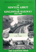 The Newton Abbot to Kingswear Railway (1844-1988)