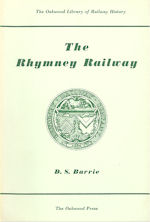 The Rhymney Railway
