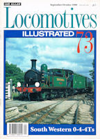Locomotives Illustrated No 73