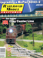 Railroad Model Craftsman August 2016