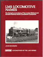 LMS Locomotive Names