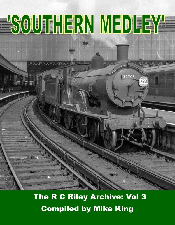 Southern Medley The R C Riley Archive Vol 3 Compiled by Mike King