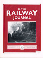 British Railway Journal No. 10
