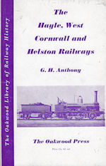 The Hayle, West Cornwall and Helston Railways