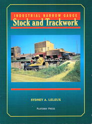 Industrial Narrow Gauge Stock and Trackwork