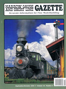 Narrow Gauge and Short Line Gazette