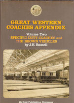 Great Western Coaches Appendix