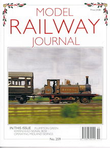 Model Railway Journal No. 259