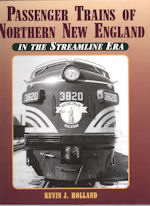 Passenger Trains of Northern New England