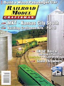 Railroad Model Craftsman October 2017