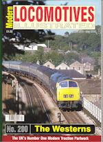 Modern Locomotives Illustrated No 200 The Westerns