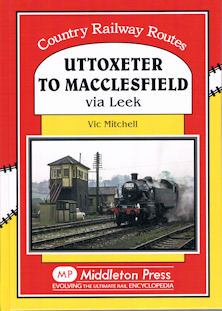 Uttoxeter to Macclesfield via Leek