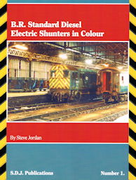 B.R. Standard Diesel Electric Shunters in Colour