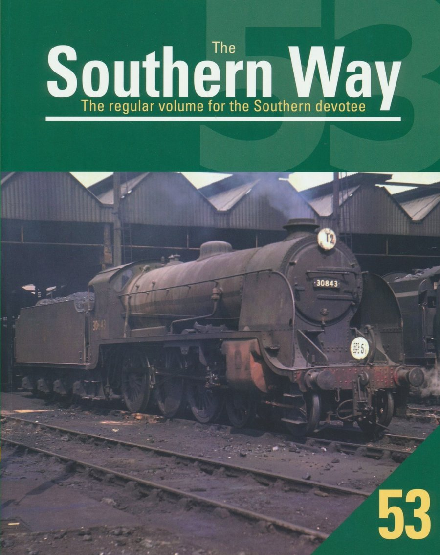 Southern Way Issue 53