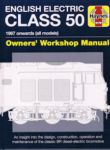 English Electric Class 50 1967 onwards (all models)