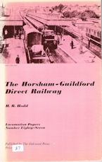 The Horsham - Guildford Direct Railway