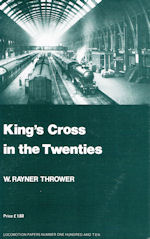 King's Cross in the Twenties