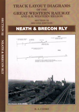 Track Layout Diagrams of the Great Western Railway and B.R. (W.R.)