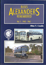 Alexanders Buses Remembered