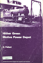 Hither Green Motive Power Depot