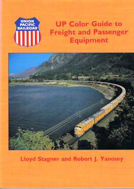 UP Color Guide to Freight and Passenger Equipment