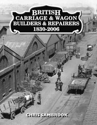 British Carriage & Wagon Builders & Repairers 1830-2006