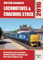BR Locomotives and Coaching Stock 2016