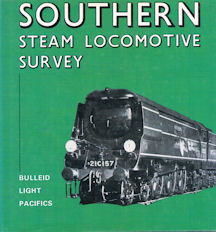 Southern Steam Locomotive Survey