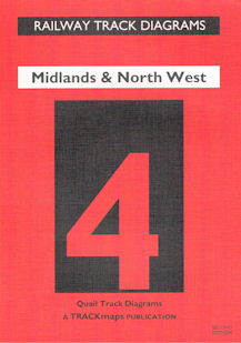 Railway Track Diagrams 4 Midlands & North West