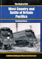 The Book of the West County and Battle of Britain Pacifics
