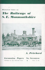 The Railways of S. E. Monmouthshire
