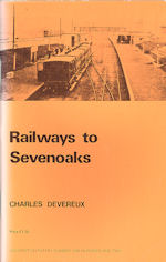 Railways to Sevenoaks