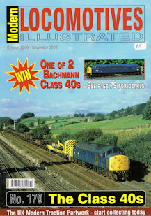 Modern Locomotives Illustrated No 179 The Class 40s