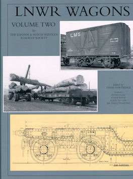 LNWR Wagons Volume Two