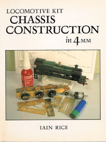 Locomotive Kit Chassis Construction in 4mm
