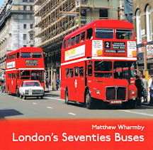 London's Seventies Buses