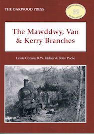 The Mawddwy, Van & Kerry Branches