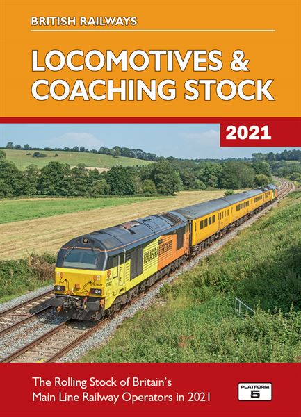 British Railways Locomotives & Coaching Stock 2021