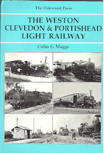 The Weston, Clevedon and Portishead Light Railway