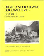 Highland Railway Locomotives Book 1