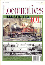 Locomotives Illustrated No 101