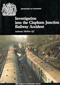 Investigation into the Clapham Junction Railway Accident