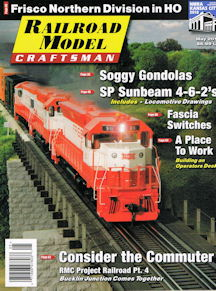 Railroad Model Craftsman May 2018