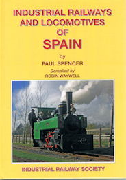 Industrial Railways and Locomotives of Spain