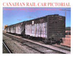 Canadian Rail Car Pictorial