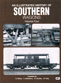 An Illustrated History of Southern Wagons Volume Four