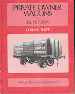 Private Owner Wagons Volume Three