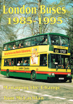 London Buses 1985-1995